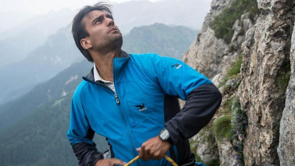"""Photo of Daniele Nardi: """"L'alpinismo dev'essere passione, non primato a tutti i costi"""""""