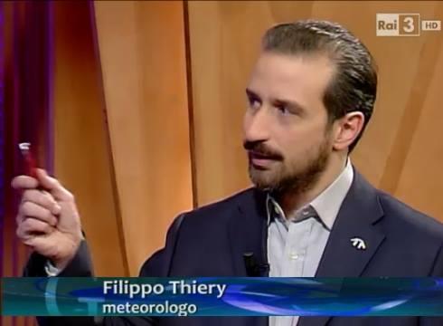 Photo of Sicurezza in montagna: il meteorologo Filippo Thiery ci spiega l'importanza delle previsioni meteo