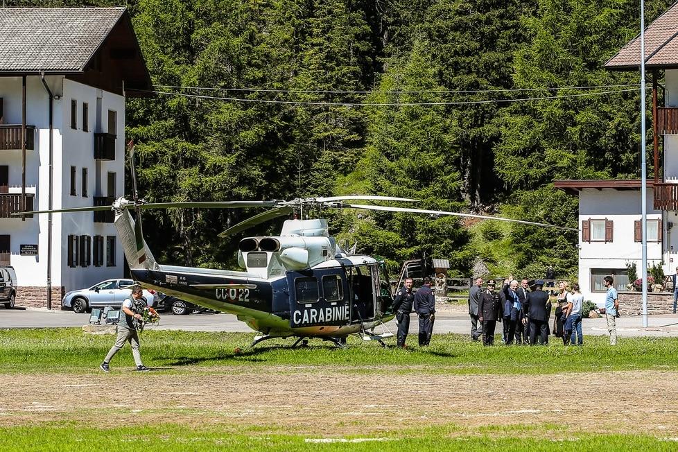 Photo of Vacanze in Dolomiti per il Presidente della Repubblica Sergio Mattarella