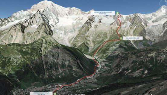 Photo of Mont Blanc Skyrace: si corre anche in notturna, questa sera alle 21
