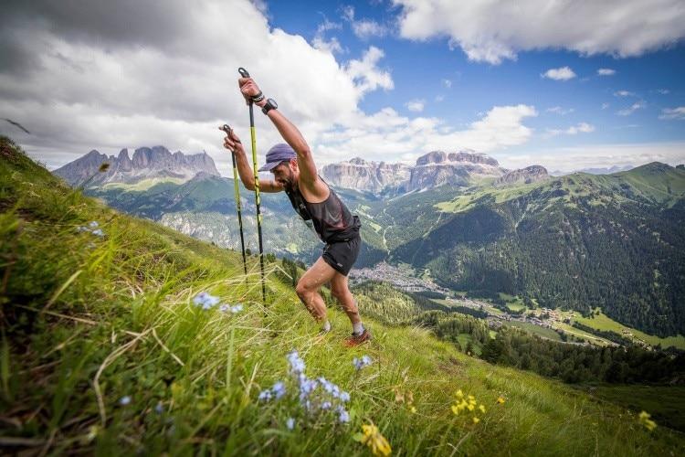 "Photo of Stasera in TV a ""Mountain Way"" protagonista la ""Dolomites Vertical Kilometer"" da Canazei"