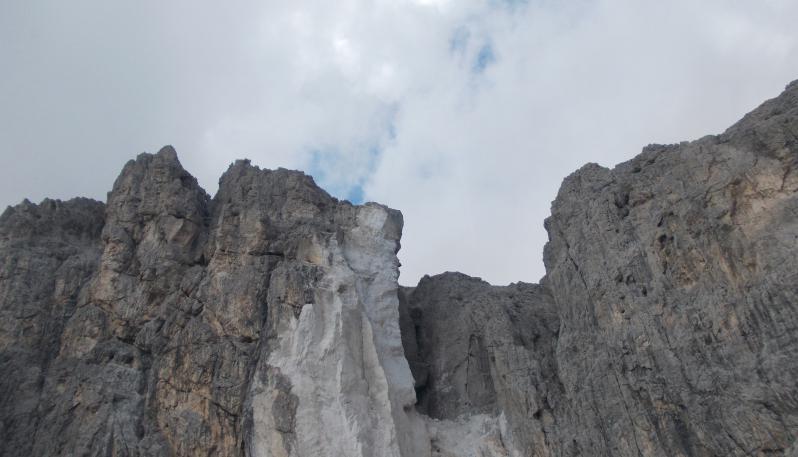 Photo of Pale di San Martino: crollano 80 mila metri cubi di roccia
