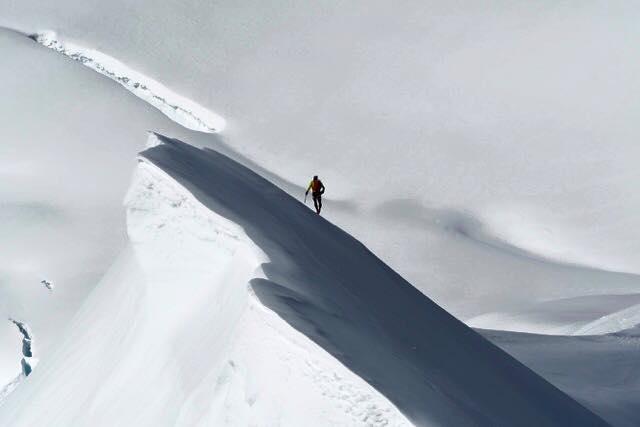 Photo of Ueli Steck, inarrestabile sulle Alpi Svizzere