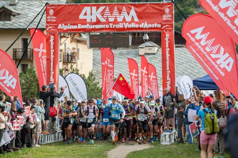 Photo of Niente più 4K VdA: la Valle d'Aosta comunica la chiusura della gara di endurance trail
