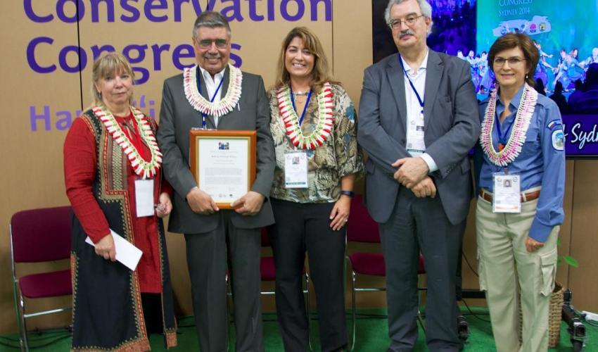 Photo of Il Kenton Miller Award va ad Ashiq Ahmad Khan, coordinatore scientifico di EV-K2-CNR in Pakistan