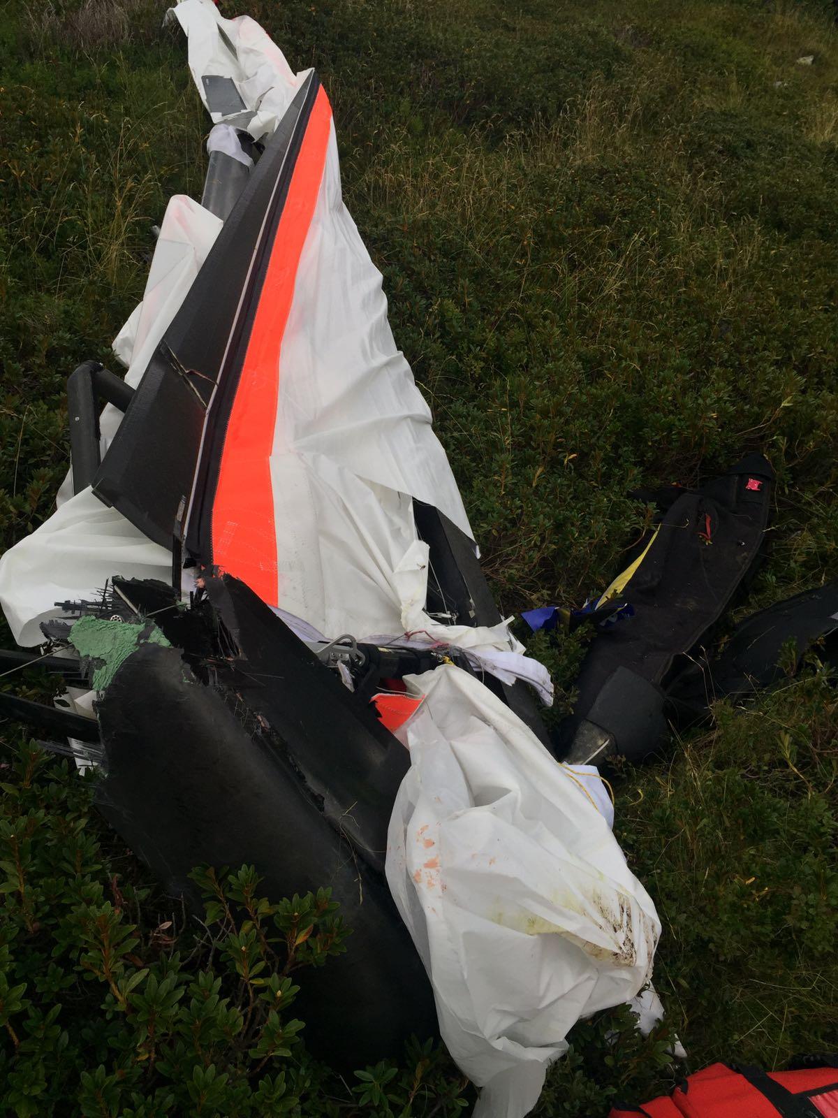 Photo of Muore un pilota di deltaplano a Briga Alta (CN), brutto incidente per uno scalatore della Punta Ostanetta (CN)