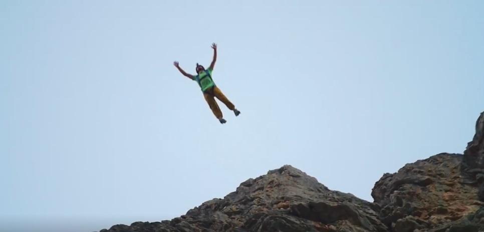 Photo of Freesolo e BASE Jump, pensieri di vita e morte