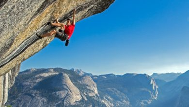 Photo of Alex Honnold lancia una serie podcast sulla storia dell'arrampicata