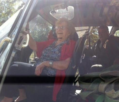 Photo of Nonna Delia, a 90 anni vola sulle Alpi Apuane