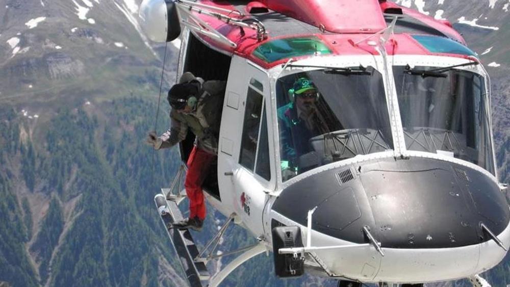 Photo of Morto un alpinista sul ghiacciaio di Verra