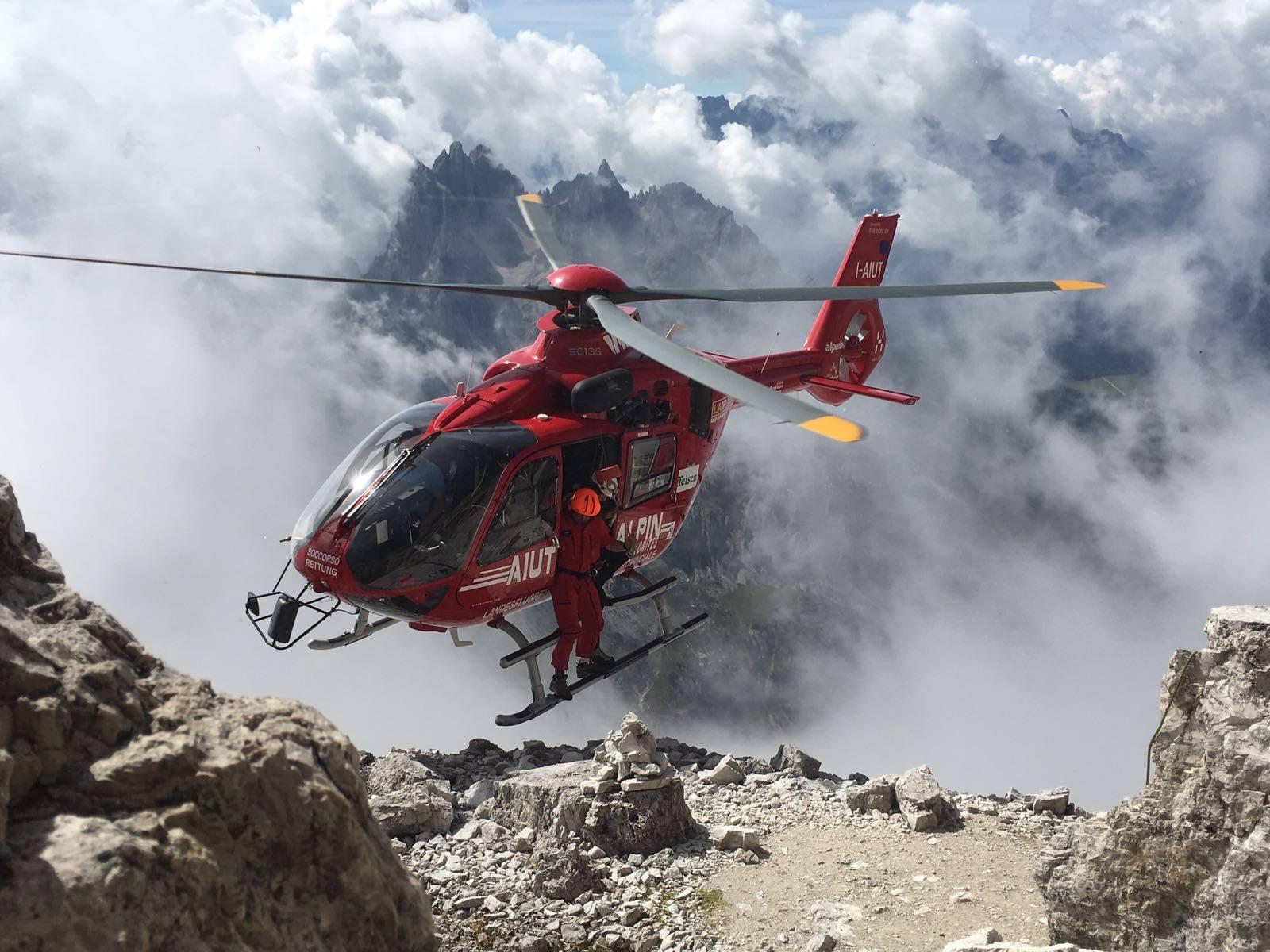 Photo of Aiut Alpin: questa estate più incidenti