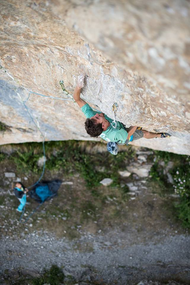 Photo of Jungle Boogie, 9a+, per Stefano Ghisolfi a Céüse