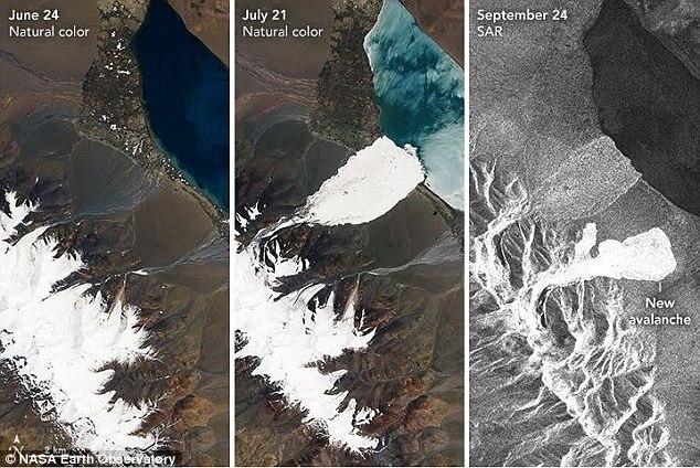 Photo of Tibet, svelato il mistero delle valanghe gemelle