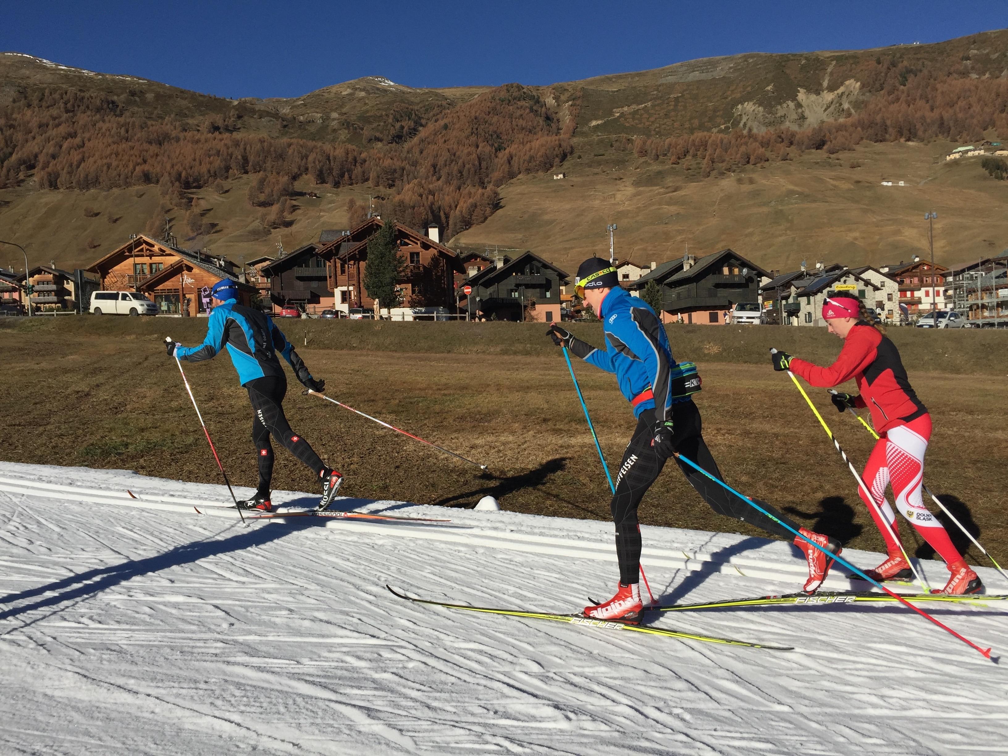 Photo of A Livigno riapre lo sci di fondo, grazie allo snowfarming