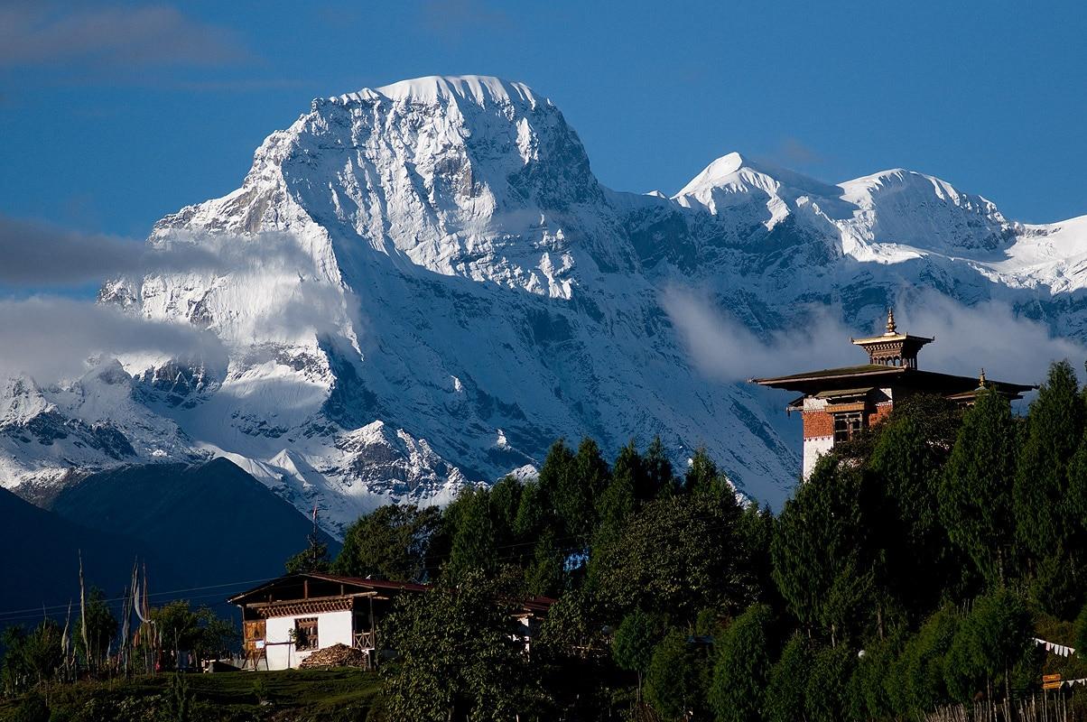 Photo of Incastonato in Himalaya il Paese più verde del pianeta