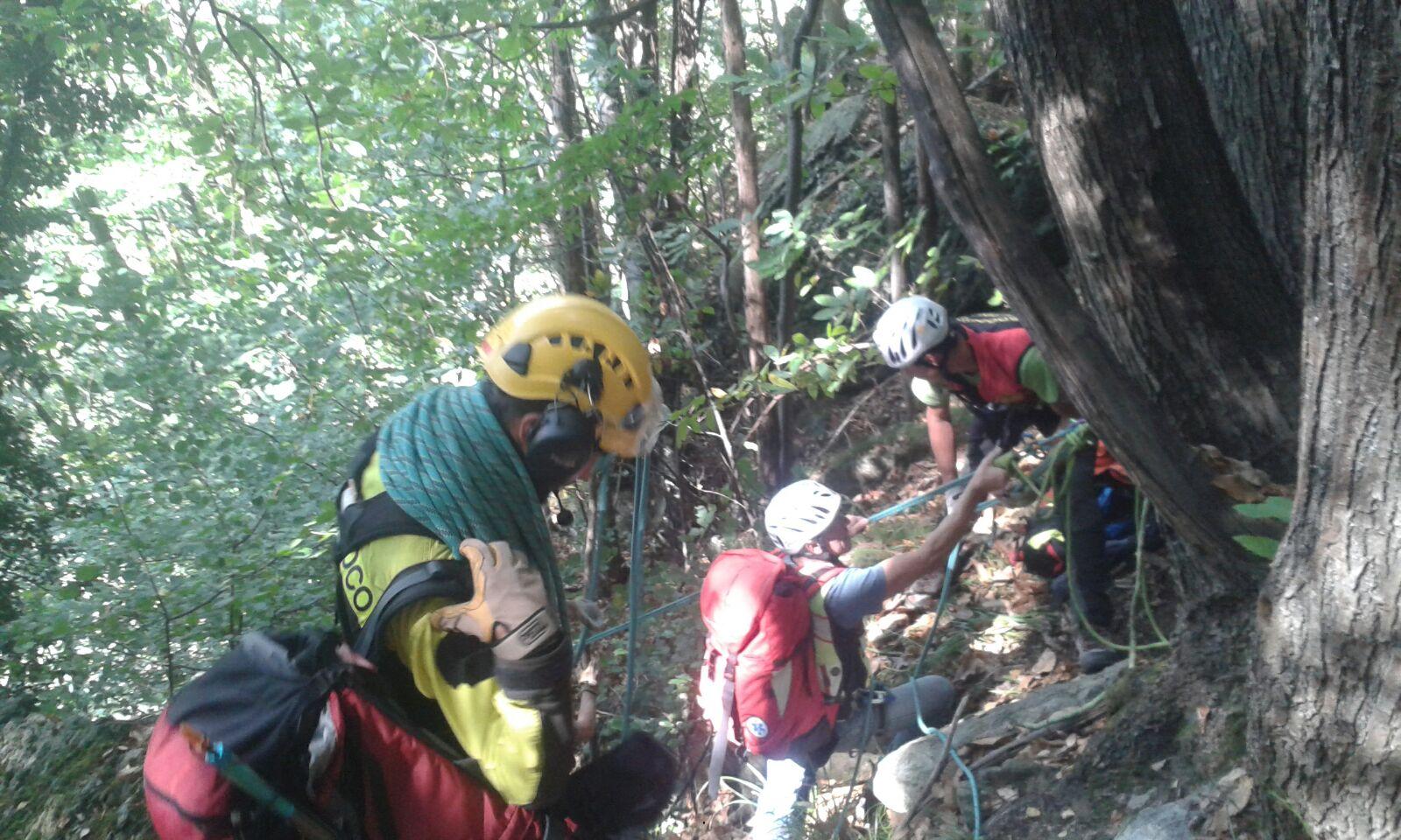 Photo of Due tragedie in Piemonte: un 22enne precipita per 100 metri e muore sopra Ingria (TO)