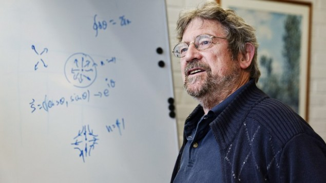 Photo of Mike Kosterlitz, l'alpinista nobel per la Fisica