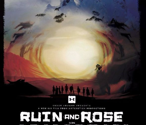 Photo of Le spettacolari riprese di Ruin and Rose, con Markus Eder, a Milano Montagna