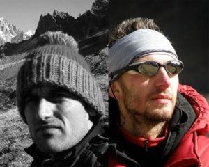 A sinistra Lukasz Chrzanowski, a destra Grzegorz Kukurowski