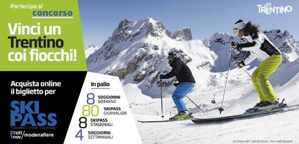 Photo of Il 29 ottobre apre Skipass, l'evento dedicato al turismo e agli sport invernali