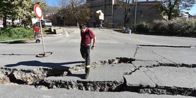 Photo of Montagne spaccate: sul Monte Vettore, la faglia del terremoto