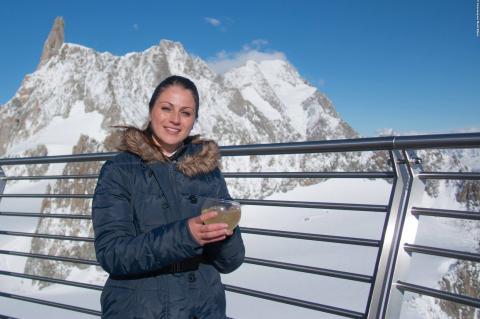 Photo of Il Gin di Montagna ed il Genepy protagonisti sul Monte Bianco