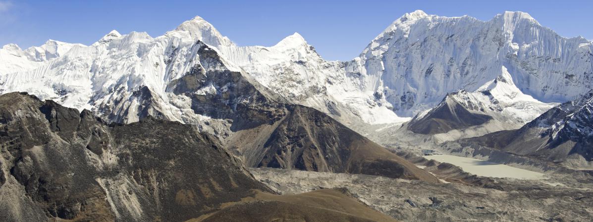 Photo of Riscaldamento globale: si drenano i laghi glaciali himalayani