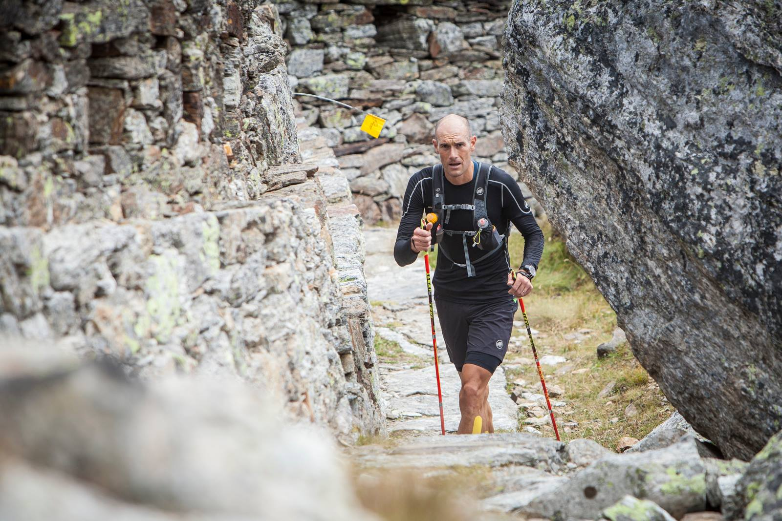 Photo of Al trentino Jimmy Pellegrini il record mondiale di dislivello