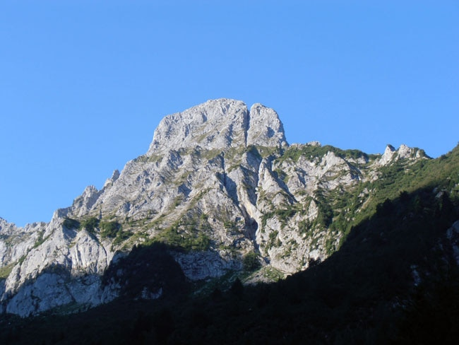 Photo of Rimessa a nuovo la ferrata del Pizzo Badile Camuno