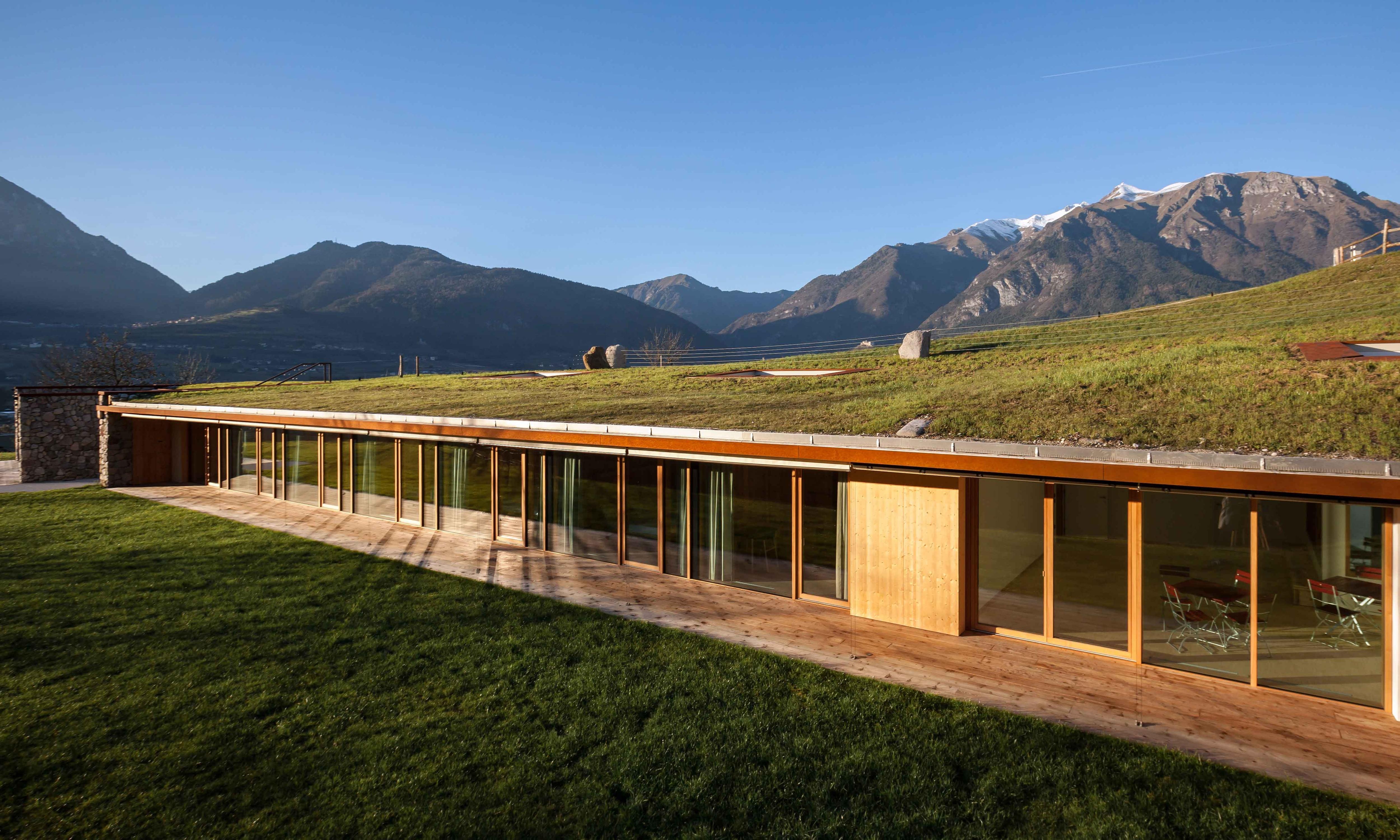 Photo of Constructive Alps, la sostenibilità architettonica nelle Alpi