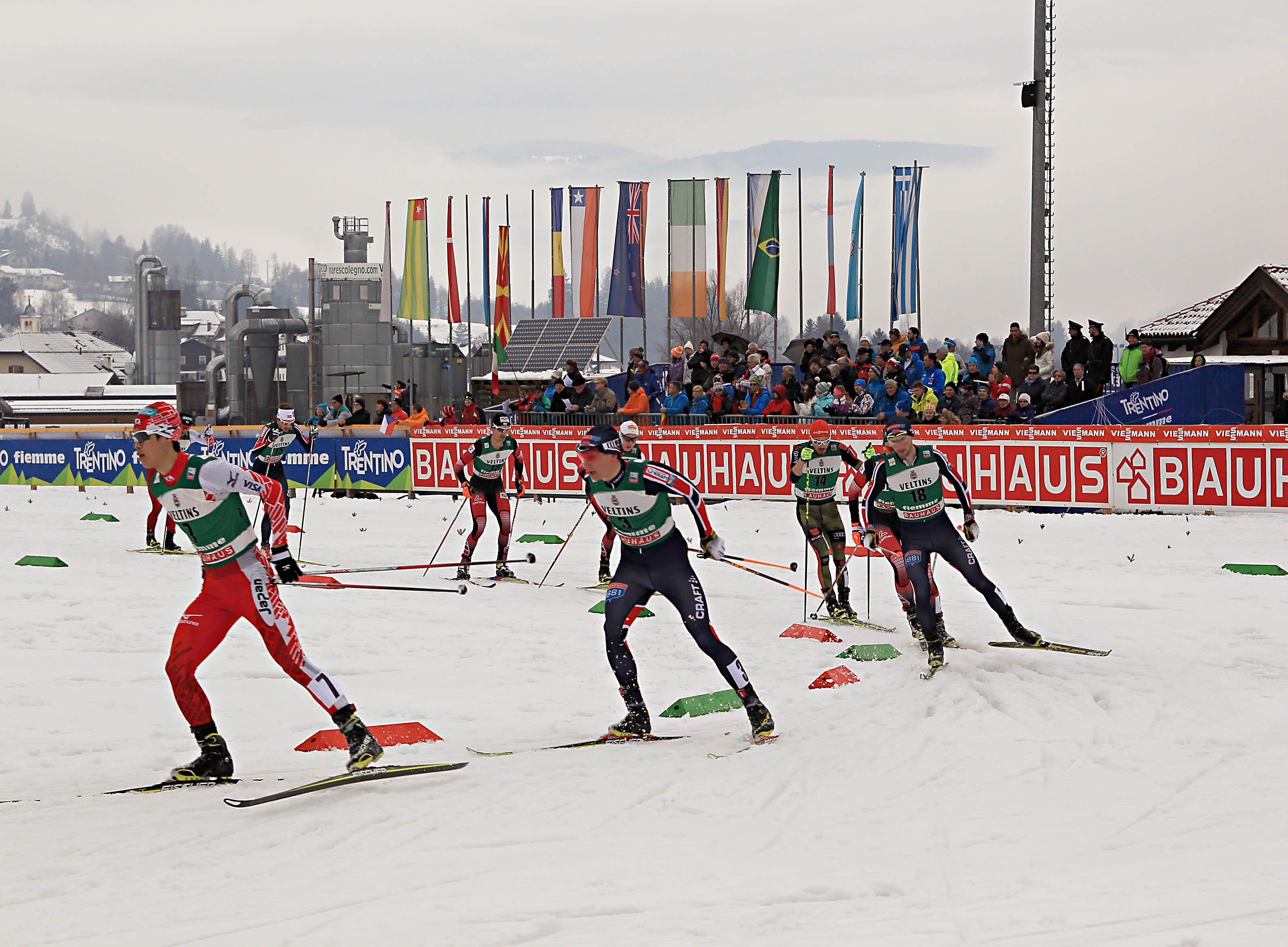 Photo of Meno 60 giorni al trittico di gare di Coppa del Mondo di combinata nordica in Val di Fiemme
