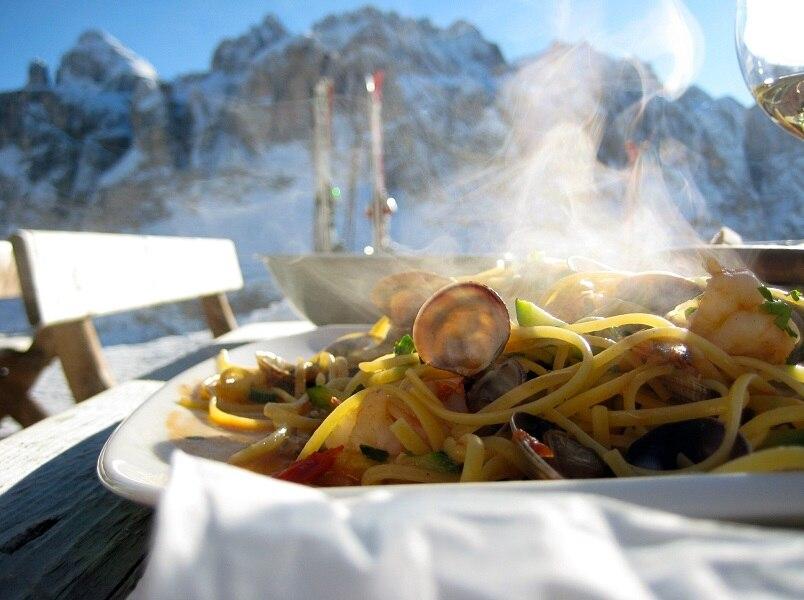 Photo of In Alta Badia torna Gourmet Skisafari, per gustare nei rifugi i piatti degli chef