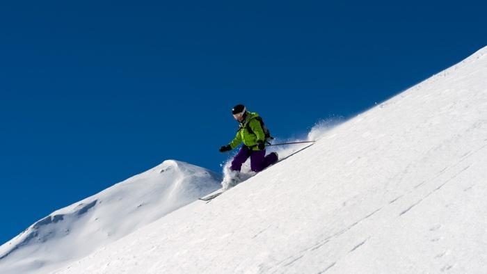 Photo of All'Alpe di Siusi si impara gratuitamente il Telemark