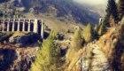La diga dal sentiero 410. Foto Montagna.tv