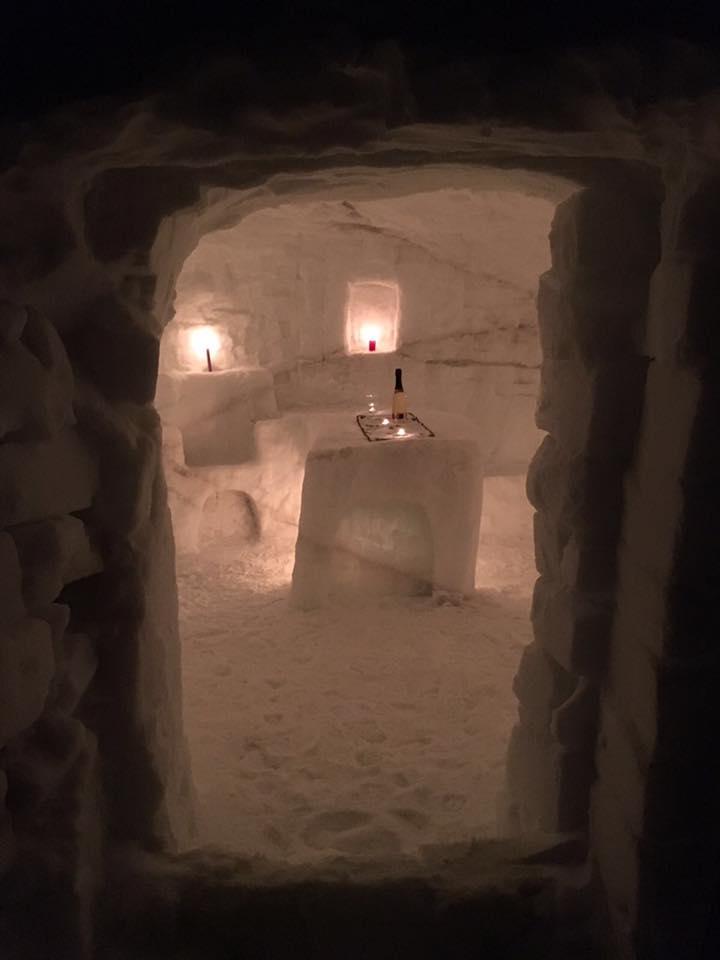 Photo of Ora è possibile dormire nell'igloo più alto d'Europa nel cuore del Monte Bianco