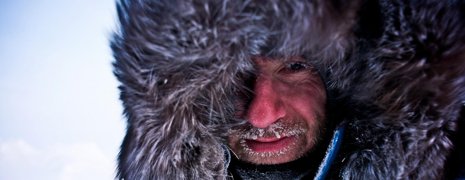 Photo of Pontrandolfo rinuncia alla sua marcia solitaria attraverso l'Antartide