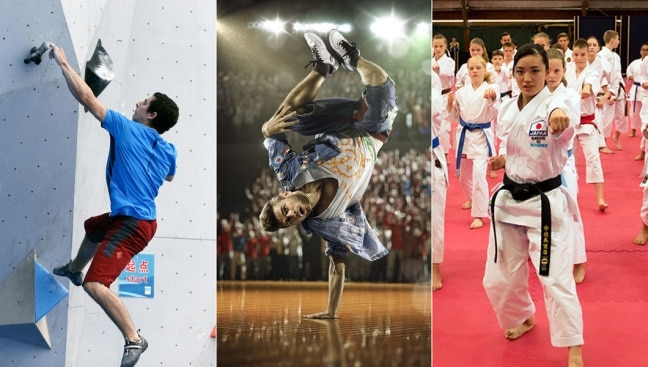 Photo of Anticipo olimpionico per l'arrampicata ai Giochi Giovanili di Buenos Aires 2018