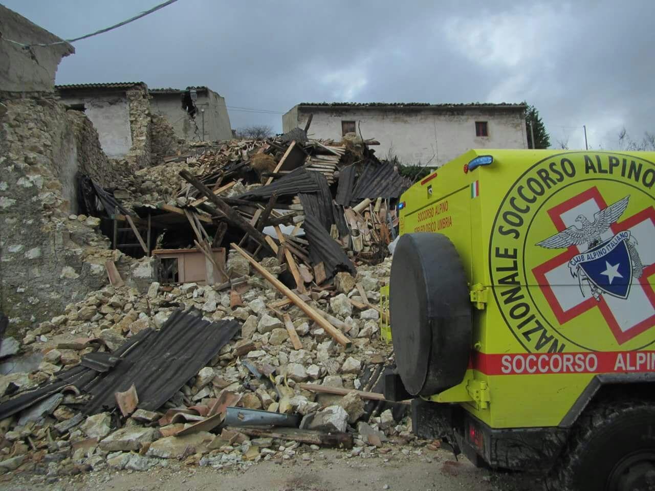 Photo of CNSAS dell'Umbria: dopo 53 giorni dal sisma finisce la prima fase dell'emergenza