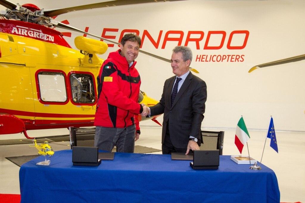 Photo of Leonardo e CNSAS: gettate le basi per l'elisoccorso del futuro