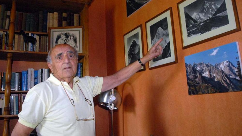 Photo of Ugo Angelino: l'ultimo saluto al più dolce degli eroi del K2