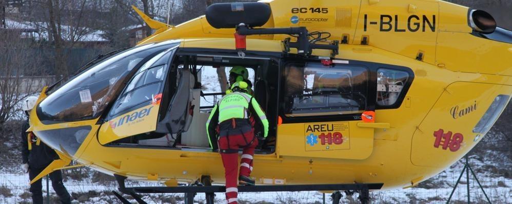Photo of Incidente sugli sci a Santa Caterina Valfurva, bimbo di sette anni grave