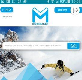 Photo of Una app per sapere proprio tutto delle condizioni meteo e nevose