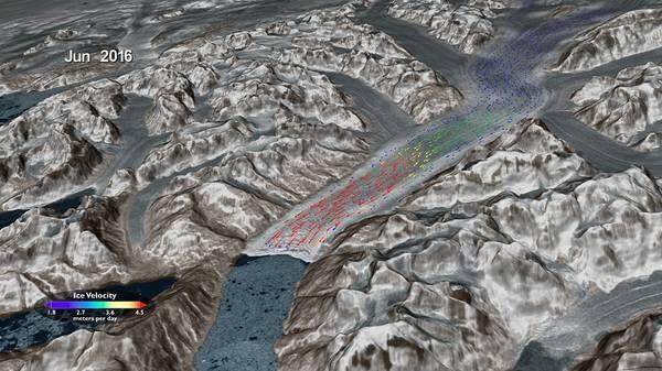 Photo of Presto online la prima mappa globale dei ghiacci