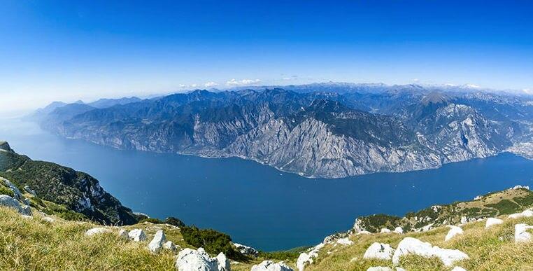 """Photo of """"Garda by Bike"""", un anello ciclabile per ammirare da vicino il Lago di Garda"""