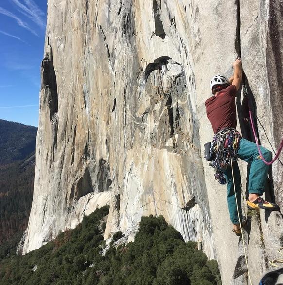 """Photo of Free Zodiac, Jacopo Larcher e Barbara Zangerl nel """"parco giochi"""" dello Yosemite"""