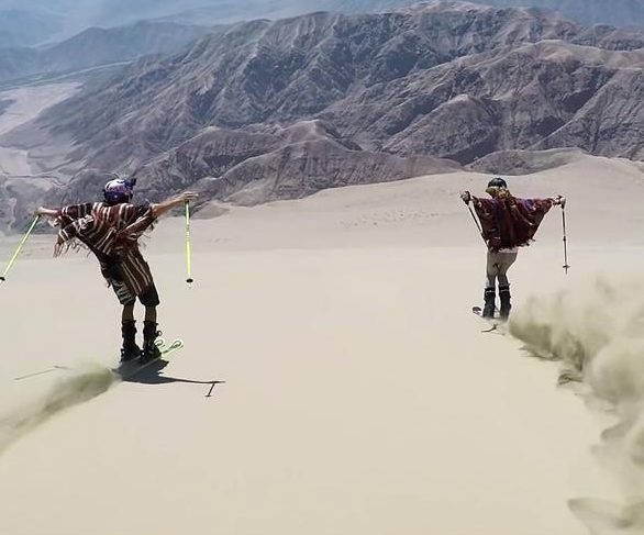 Photo of Avete mai sciato sulle dune di sabbia in Perù?