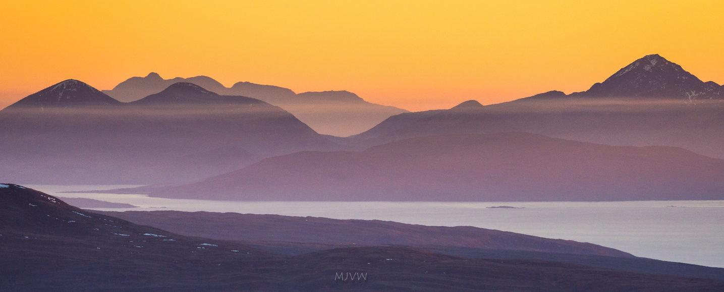 Photo of Un anno in timelapse dalle vette delle montagne scozzesi. Buon 2017 da Montagna.Tv!