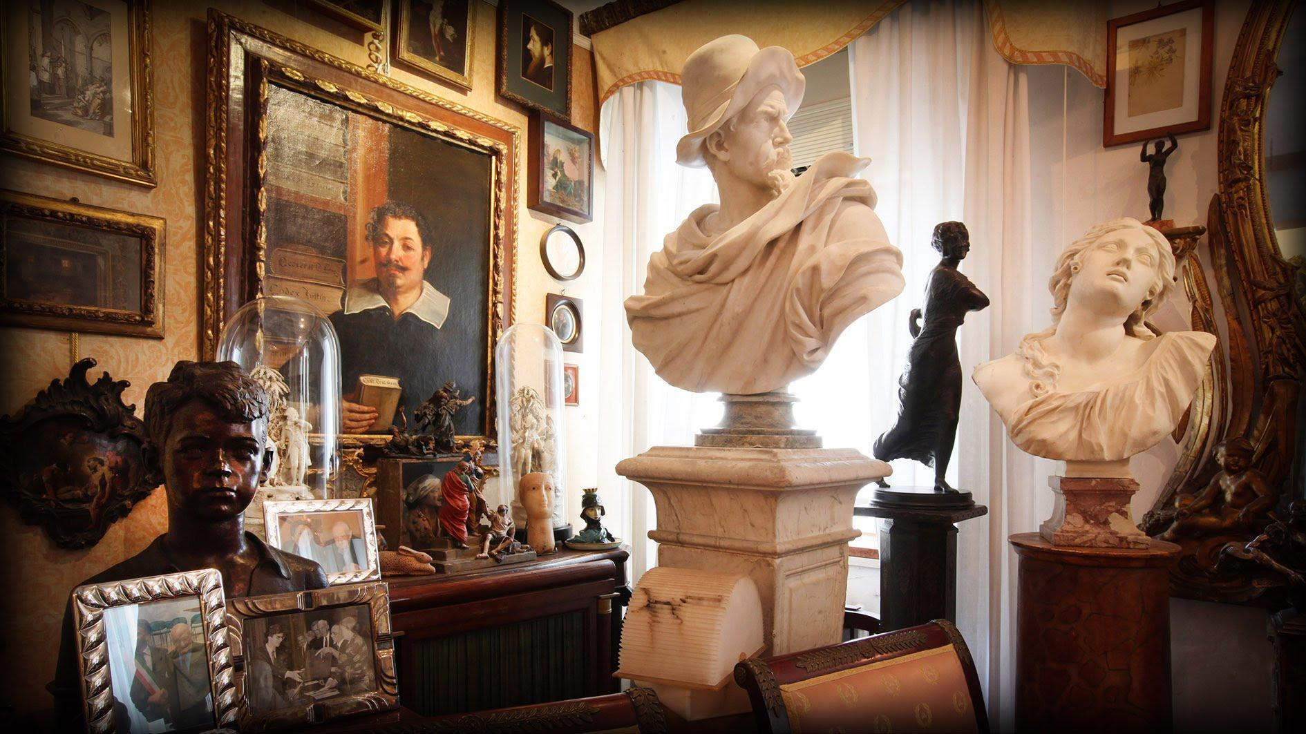 """Photo of """"Le stanze segrete di Vittorio Sgarbi"""" a Cortina d'Ampezzo"""
