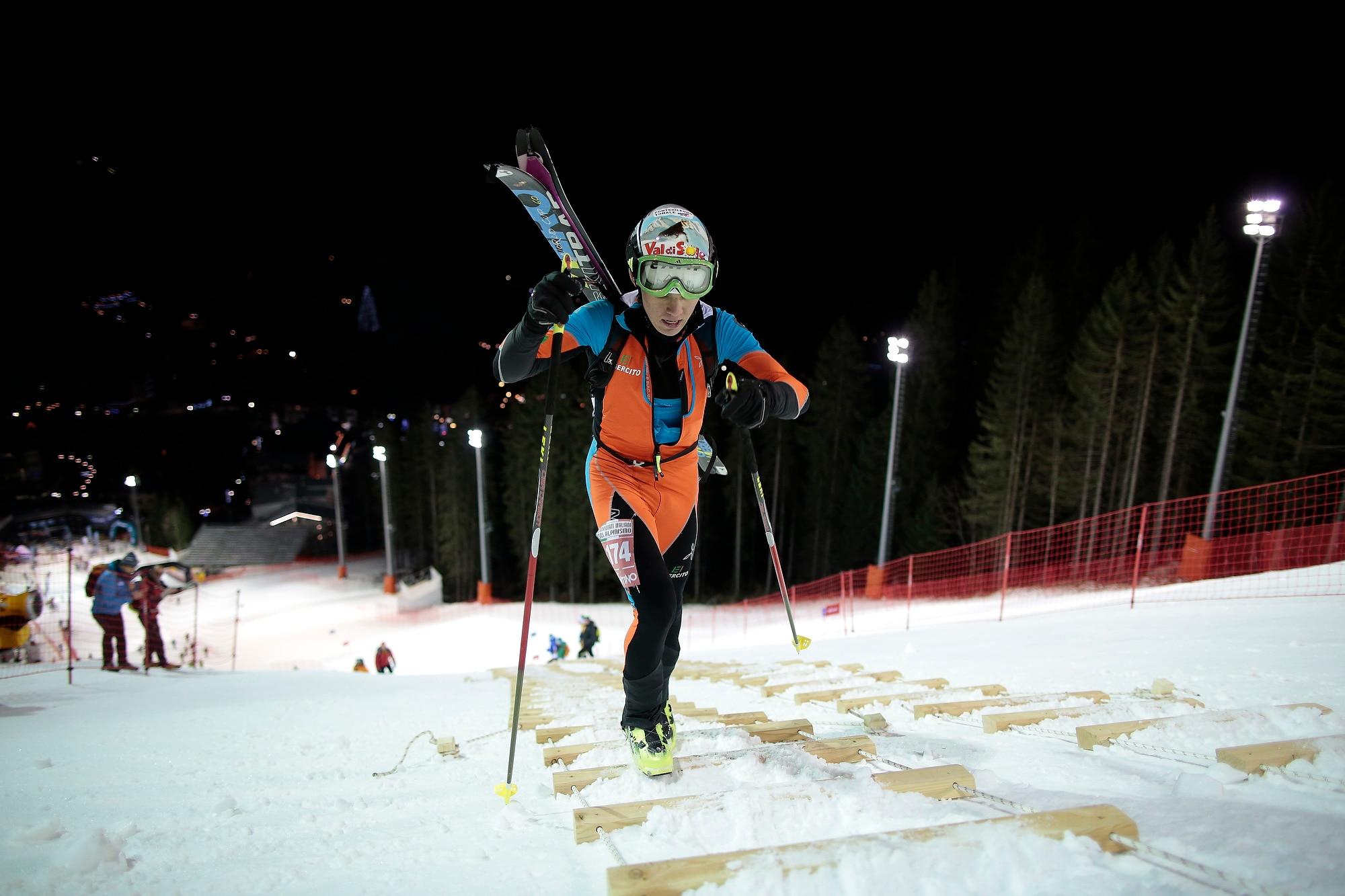 Photo of A Madonna di Campiglio si sfidano i campioni di skialp