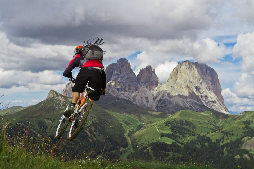 Photo of Aperte le iscrizioni alla Val di Fassa Bike